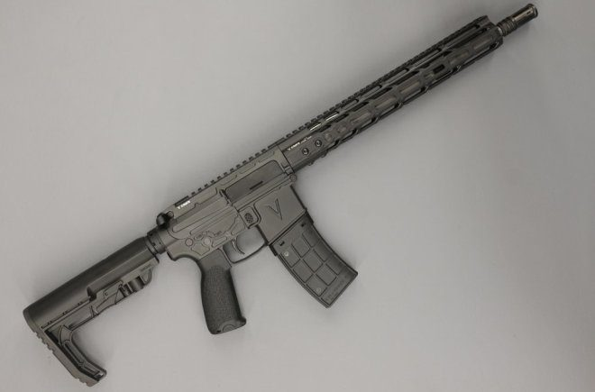 V SEVEN Weapon Systems Lightweight AR-15 (4 Lbs 9 Oz) -The Firearm Blog