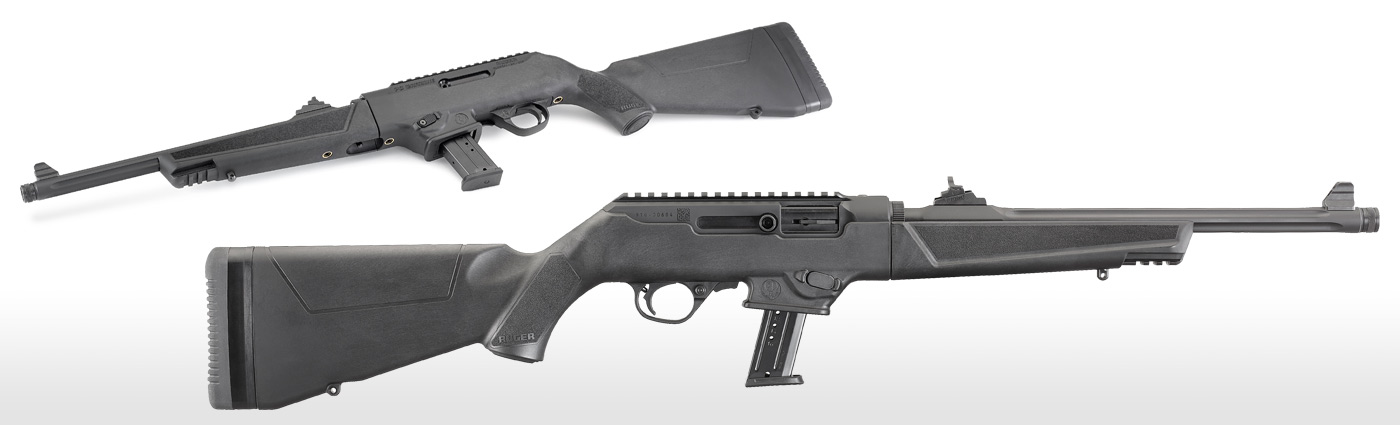 NEW RELEASE: Ruger PC Carbine In 9mm