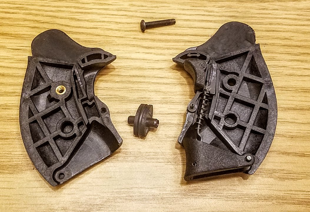 Review: Lyman GuardianGrip by Pachmayr -The Firearm Blog