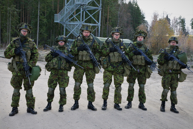 Estonia Narrows Choices For Next Service Rifle The