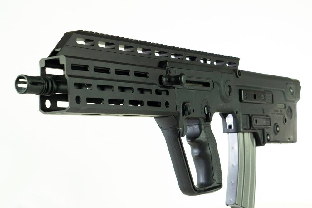 how to clean a tavor x95
