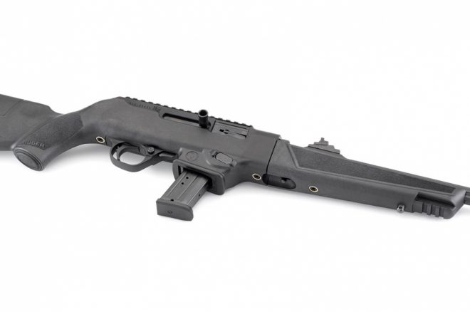 New Release Ruger Pc Carbine In 9mm The Firearm Blog