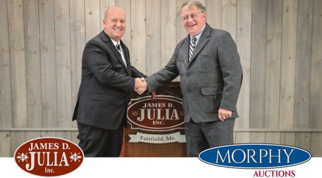 James D Julia Auction House Has Merged With Morphy Auctions The Firearm Blog I interviewed at morphy auctions (denver, pa) in august 2019. james d julia auction house has merged