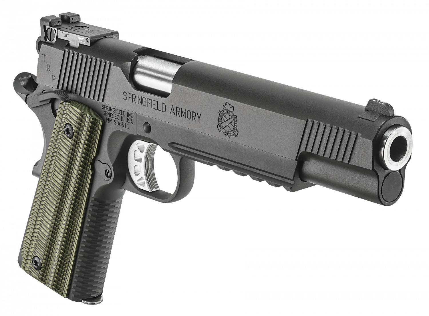 Review] Springfield Armory TRP Operator 1911 in 10mm -The Firearm Blog