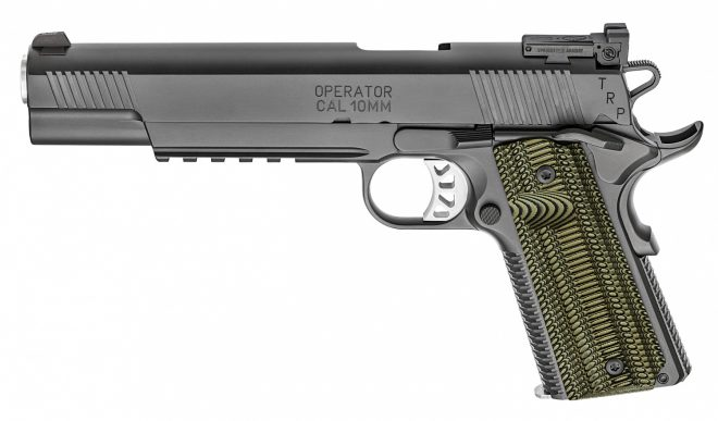 Review] Springfield Armory TRP Operator 1911 in 10mm -The