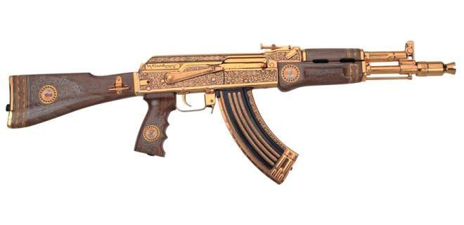 Engraved Russian Firearms by Praktica of Zlatoust -The Firearm Blog