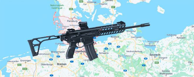 Germany Sig Mcx For The German Police The Firearm Blog