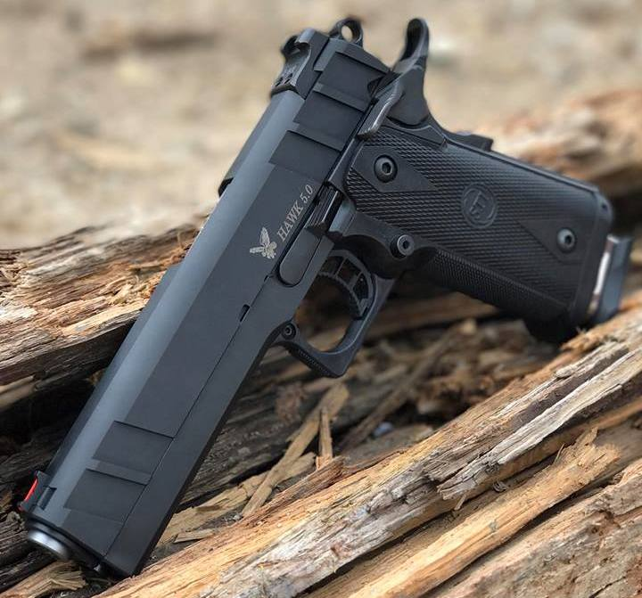 STI International HAWK 5.0 Pistol - The Firearm BlogThe Firearm Blog