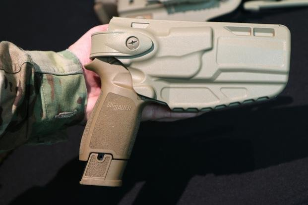 M17 Holster Unveiled as Safariland 7TS Variant -The ...