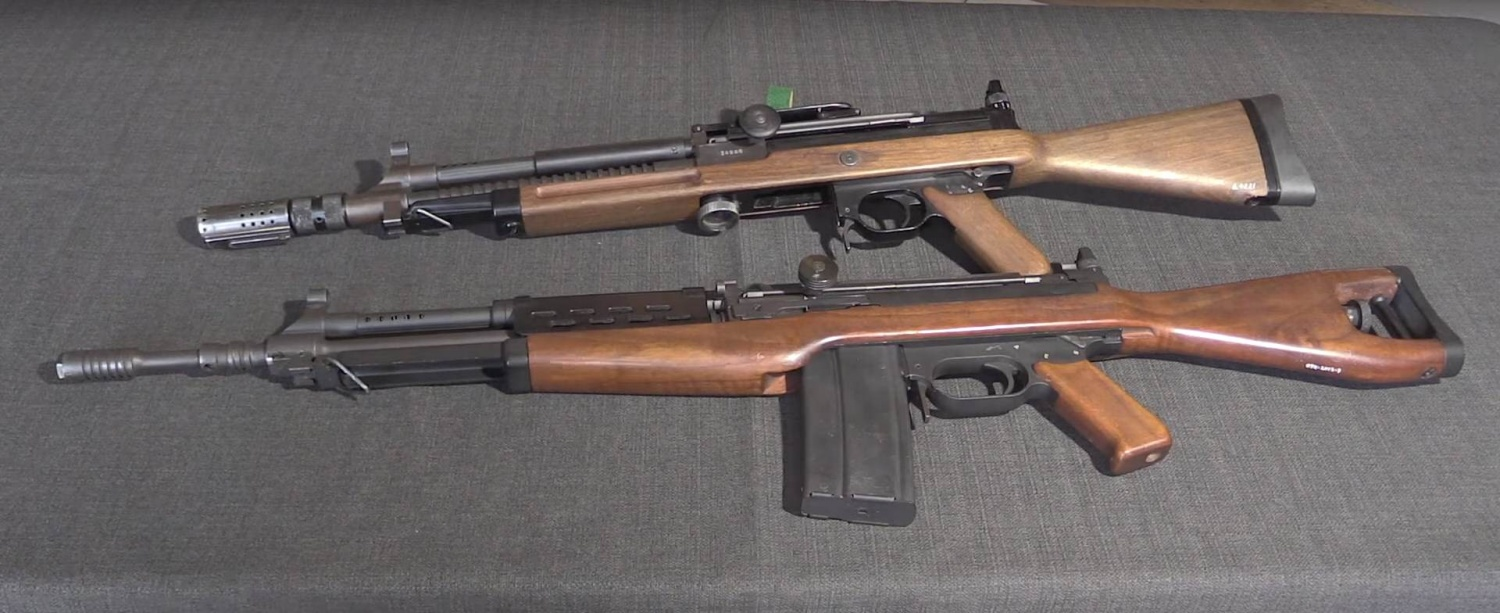 Nato S Forgotten First Ak The Madsen Lar The Firearm Blog