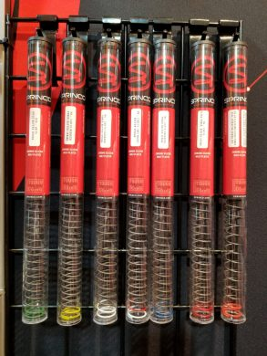 Sprinco's AR-15 and AR-10 buffer springs, created to be the last you'll ever need, according to the company's owner.