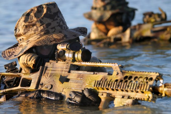 German Army Seeks New Optic for Future G36 Replacement