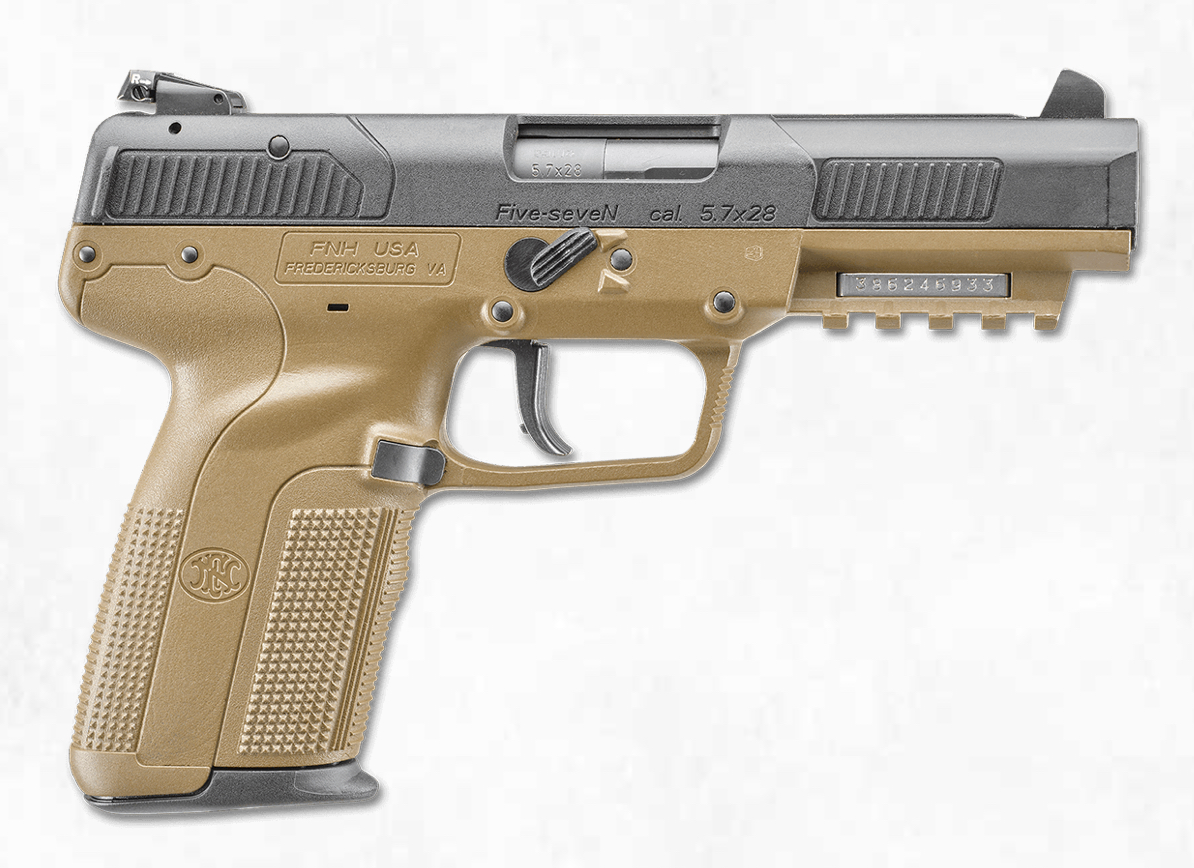 FDE & Black: New Two-Tone Series From FN -The Firearm Blog