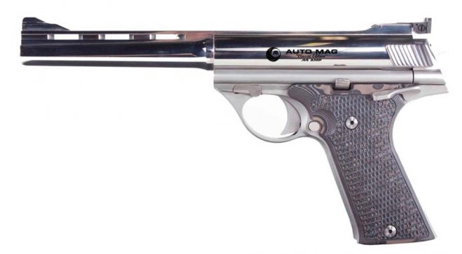 auto mag now shipping 44 pistols the firearm blogthe firearm blog. Black Bedroom Furniture Sets. Home Design Ideas