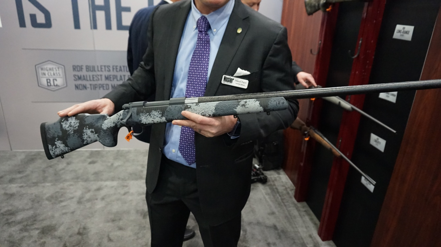 SHOT 2018] Nosler's New Rifles, Ammunition, and Components