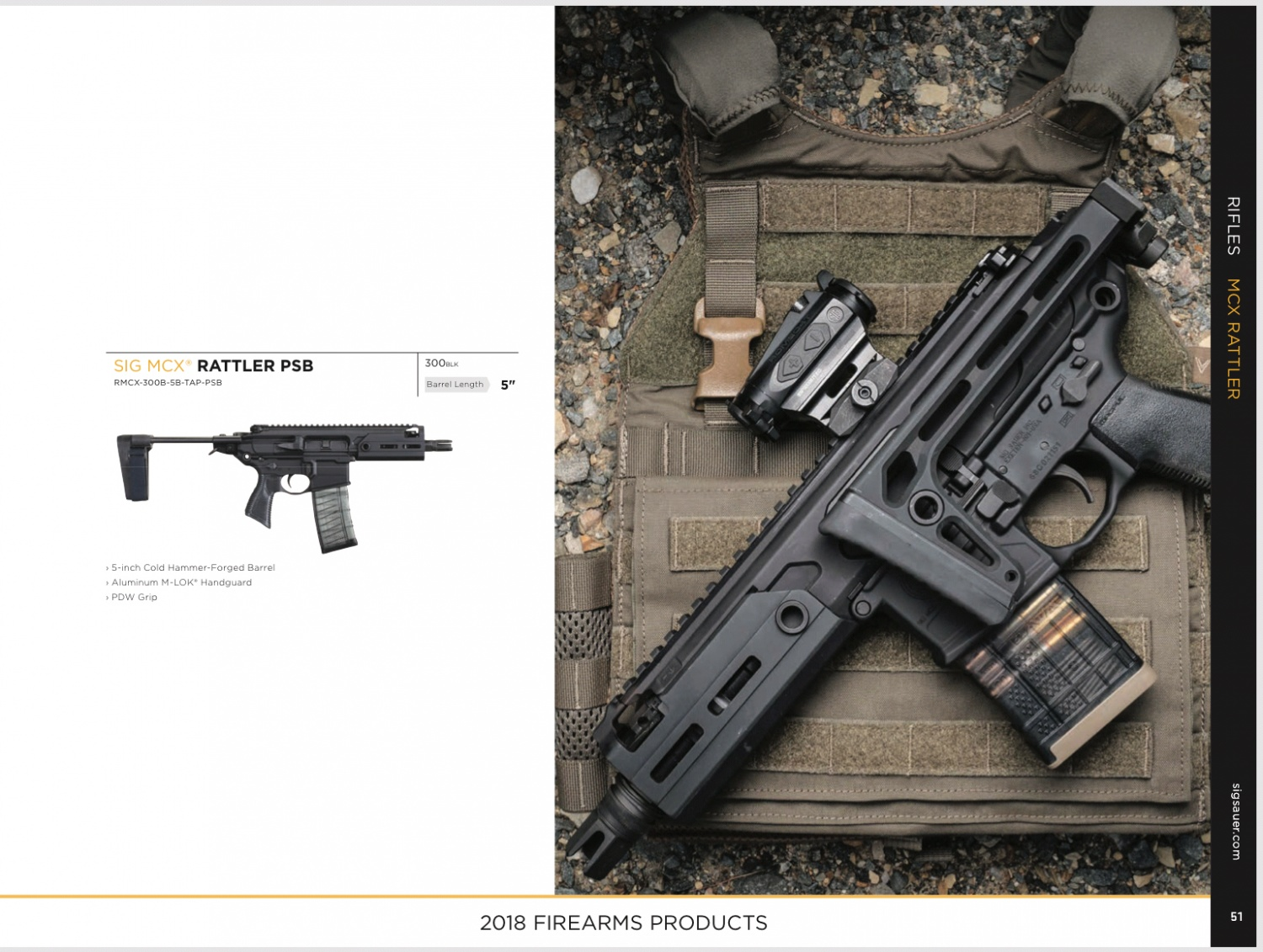 JUST OUT: The Sig Sauer 2018 Catalog Featuring the P320 M17 -The