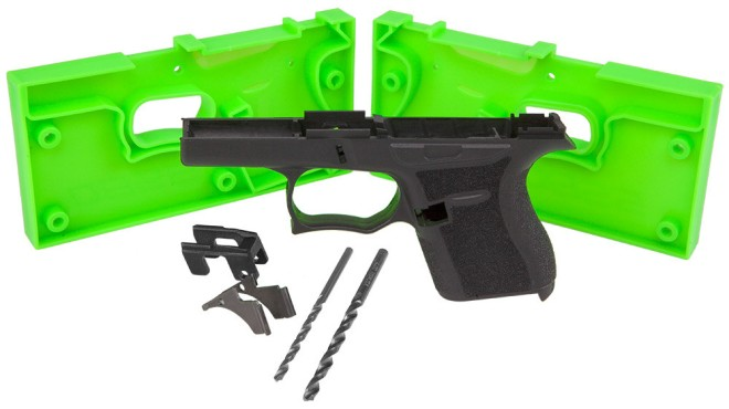 New Glockstore Exclusive 80 Glock 43 Frame The Firearm