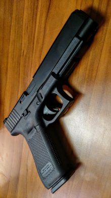 Tfb Review The New Glock G34 Gen5 Mos The Firearm Blog