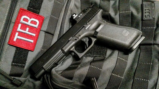 TFB REVIEW: The New GLOCK G34 Gen5 MOS -The Firearm Blog