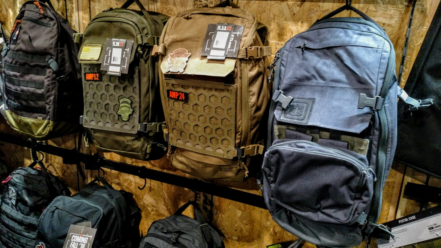 [SHOT 2018] 5.11 Tactical Deploys a Rapid Origin Pack, All ...