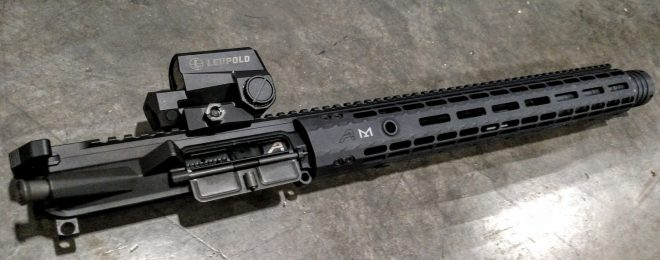 Dedicated Suppressed Upper
