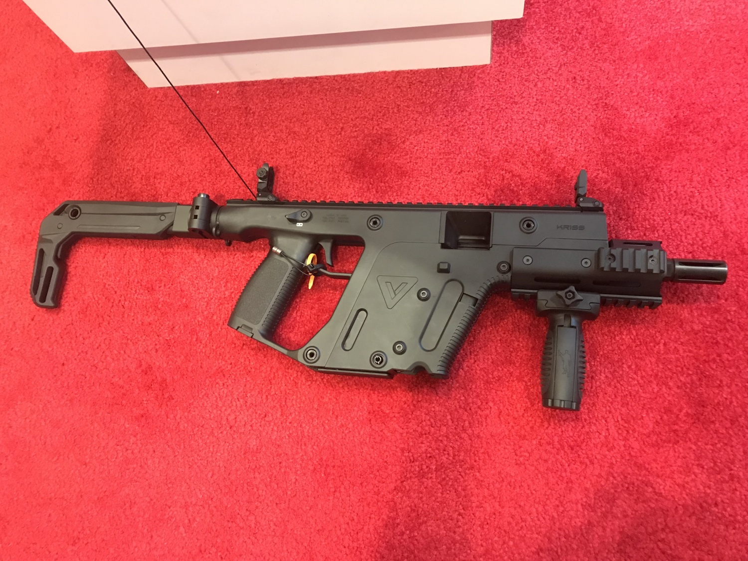 SHOT 2018] KRISS USA's Latest Products for 2018 -The Firearm