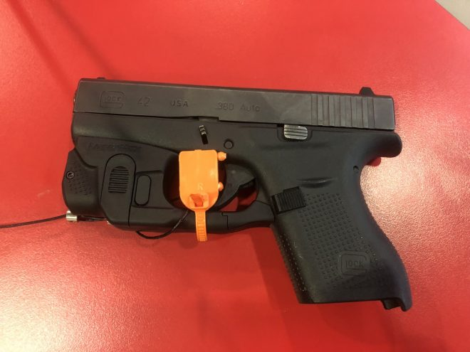 Shot 2018 Grip Activated Lasers And Lights From Lasermax