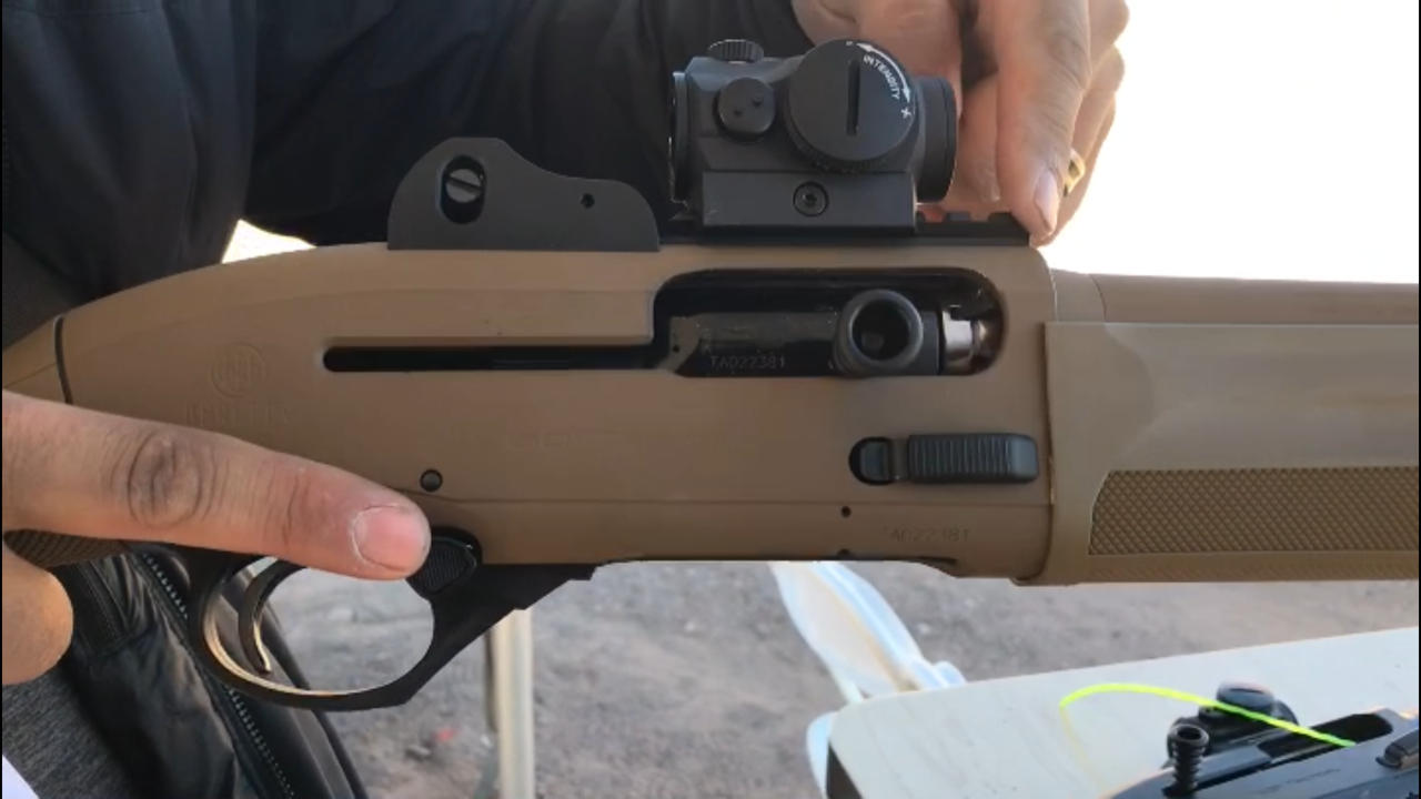 Another upgrade is the picatinny rail is now aluminum as opposed to polymer  of the previous generation of 1301 Tacticals. The final update is that the  new ...