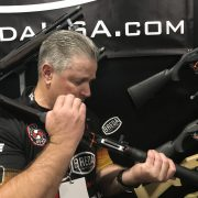 [SHOT 2018] Keith Garcia Joins Team Breda And Shows Off The Breda B12i 3Gun Shotgun