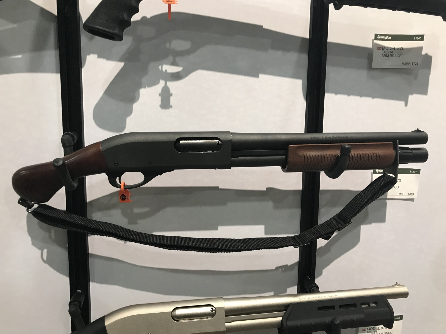 SHOT 2018] Remington's Guns For 2018 -The Firearm Blog
