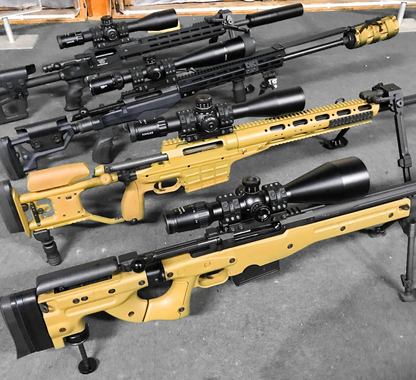 Tikka T3x TAC A1 for left handers, and more T3x news - The Firearm BlogThe Firearm Blog