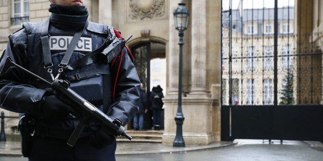 French Police with PM12