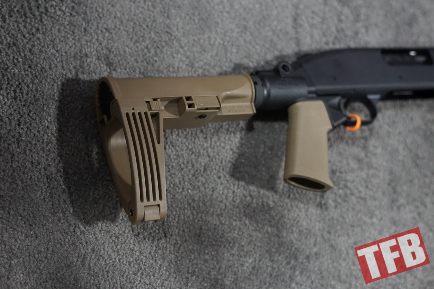 SHOT 2018] Gear Head Works Tailhook Mod 2 Introduced -The