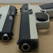 Two Russian Pistols Being Developed by a Mystery Designer