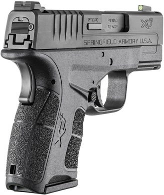 Springfield Armory's NEW XDS Mod 2  45 ACP - the BEST of