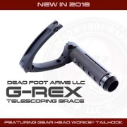Dead Foot Arms G-REX Telescoping Brace