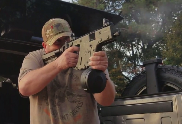 KRISS Vector Double Tap Trigger -The Firearm Blog