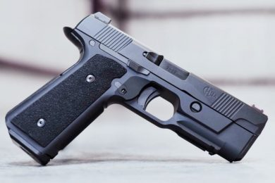 The Hudson H9A debuted at SHOT Show 2018