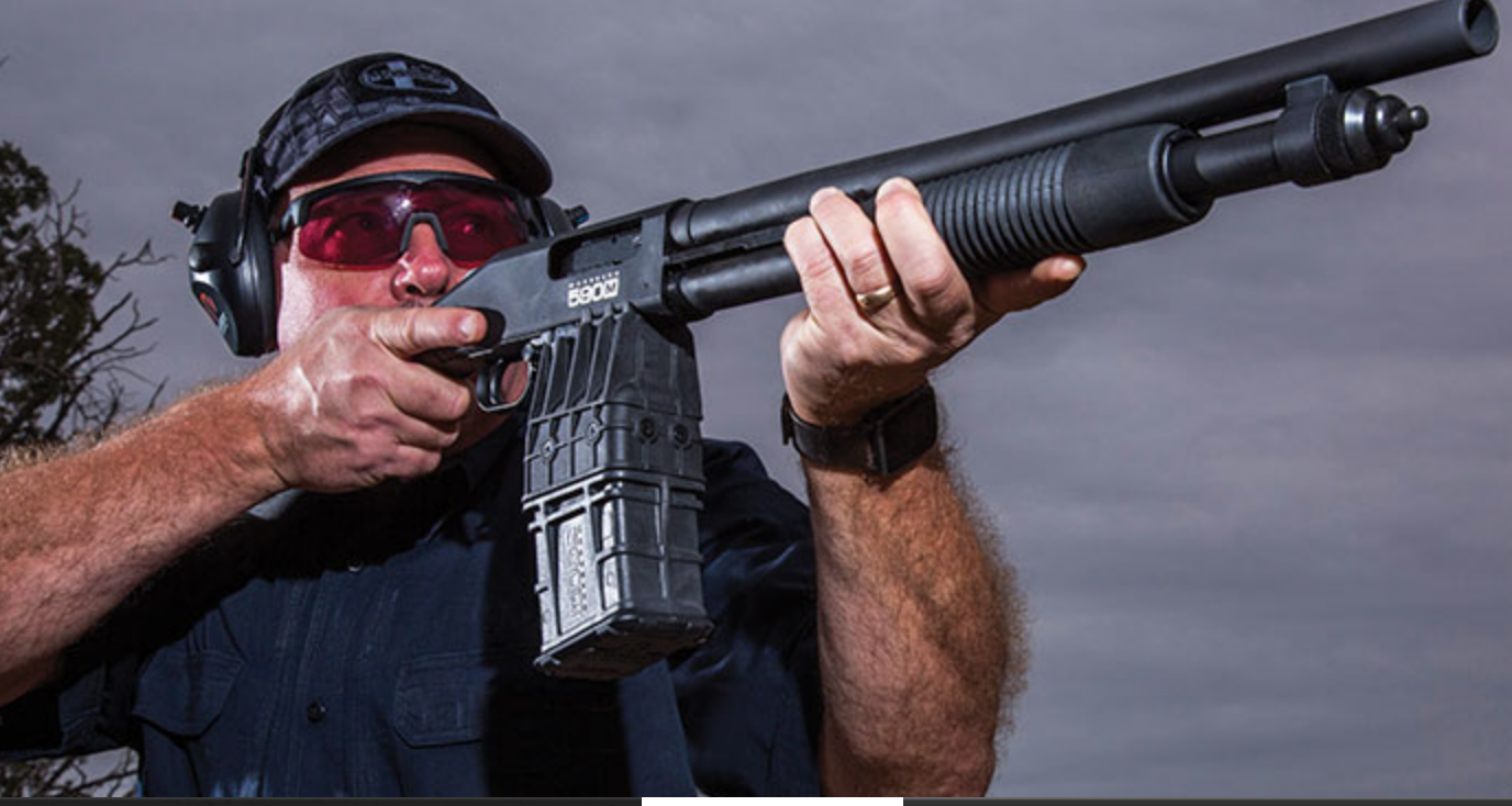 [SHOT 2018] BOOM - Mossberg Goes Double-Stack with the ...