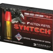 Federal Premium Partners with USPSA to Launch NEW Syntech Action Pistol Ammunition