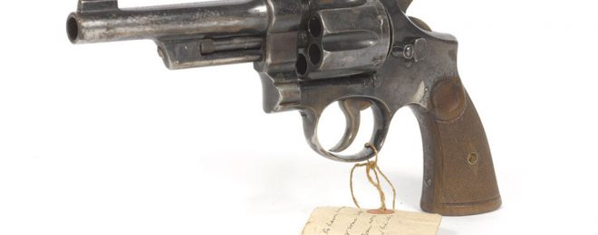 Lawrence of Arabia's Smith & Wesson