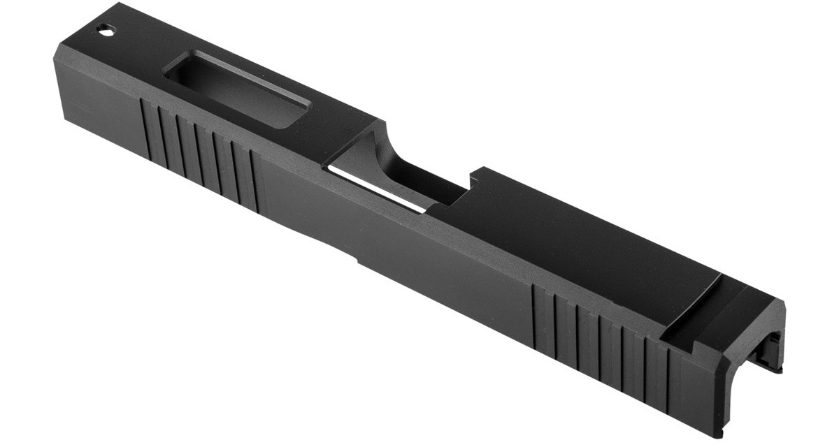 Brownells Glock 17 Length Slides for Glock 19 Pistols (3)