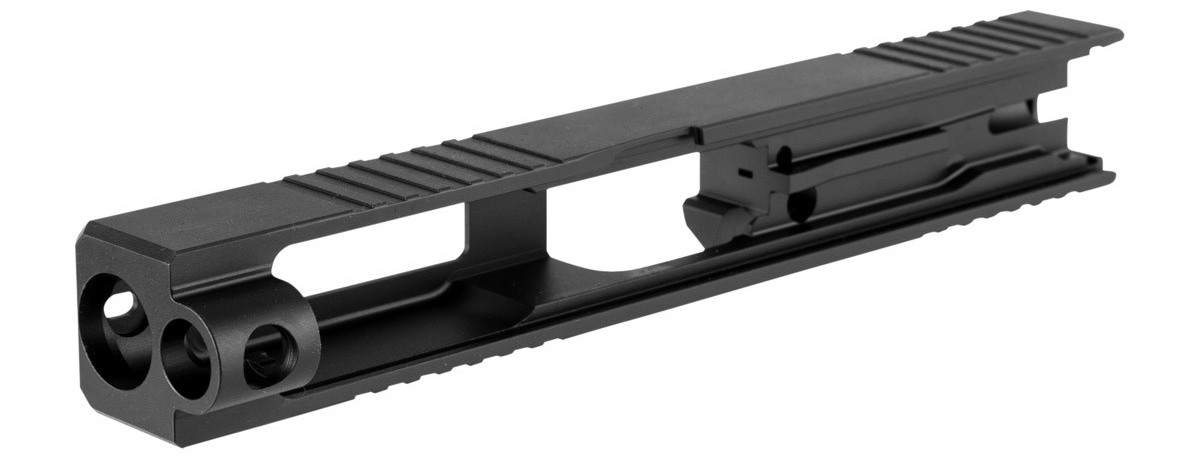 Brownells Glock 17 Length Slides for Glock 19 Pistols (6)