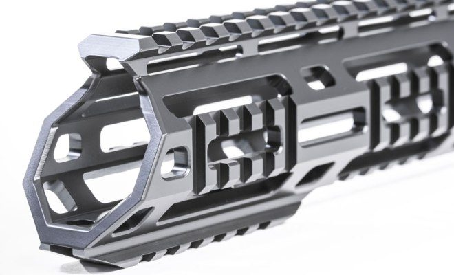 F4 Defense Adaptive Rail System - M-LOK and Picatinny Combined (1)