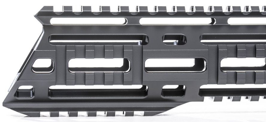 F4 Defense Adaptive Rail System - M-LOK and Picatinny Combined (2)