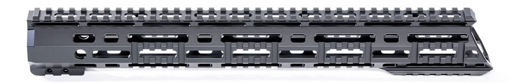 F4 Defense Adaptive Rail System - M-LOK and Picatinny Combined (3)