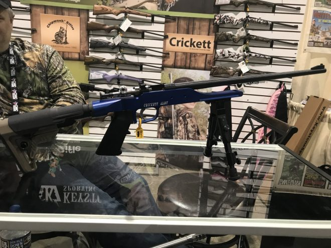 GAOS] Crickett Chassis And F-Class Stocks -The Firearm Blog