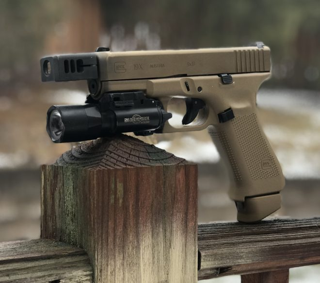 Review: Archon Mfg Glock Compensator -The Firearm Blog