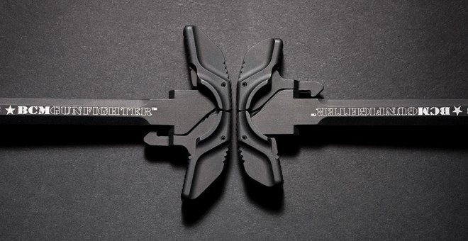 BCM Gunfighter AR-15 Charging Handle