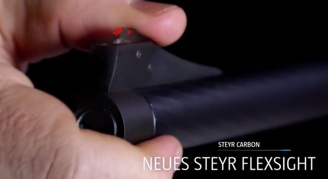 NEW Steyr CARBON Series of Bolt Action Rifles (15)